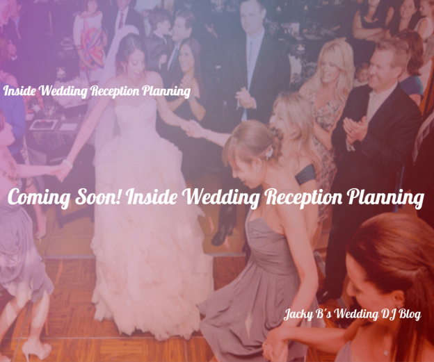 Inside Wedding Reception Planning