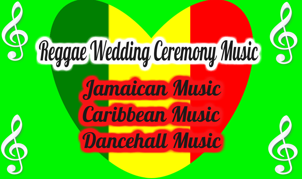 Reggae songs about wedding