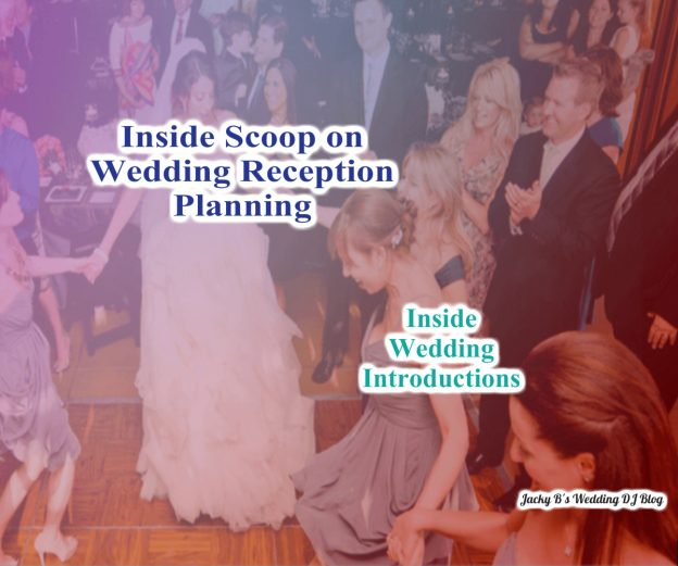 Inside Wedding Introductions