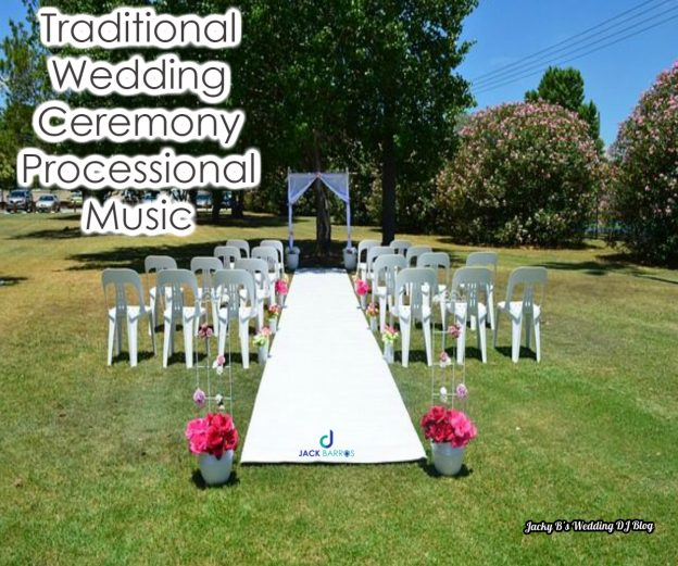 Typical Wedding Ceremony Songs