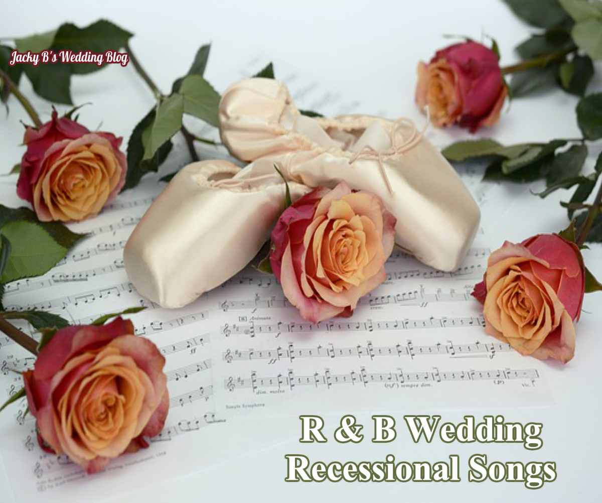 R & B Wedding Ceremony Recessional Songs On Wedding DJ Blog