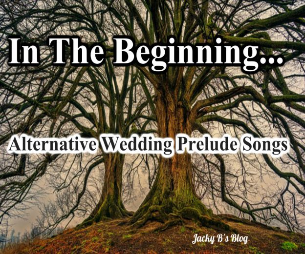 Alternative Wedding Ceremony Prelude Song